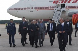 Modi becomes first PM to visit Spain in three decades