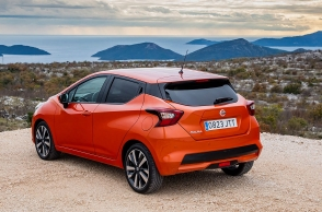 New 2017 Nissan Micra launching tomorrow