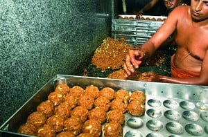 No GST on Tirupati laddu and human hair