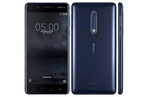 Nokia 5 pre-bookings started in India