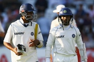 On this day India's top 4 put up 408 runs for first wicket