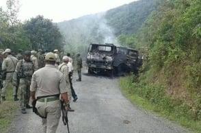 One jawan killed, five others injured in Srinagar