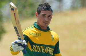 Quinton de Kock likely to withdraw from IPL 2017