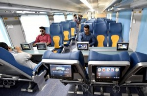 Railway to charge Rs 30 for headphones in Tejas Express