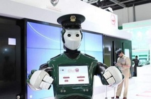 Dubai recruits world's first robot police officer