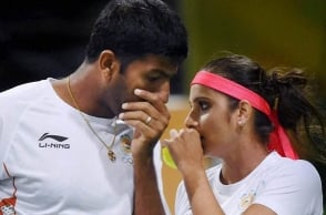 Sania Mirza to face Rohan Bopanna in French Open quarters