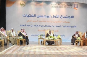 Saudi Arabia launches girls' council, without any girls