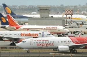 Seven airlines ban Parliamentarian