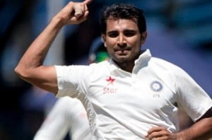 Shami may be included in squad for last Test