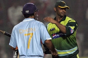 Shoaib Akhtar is the fastest bowler i've ever faced: MS Dhoni