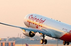 SpiceJet plays national anthem with people strapped to seats