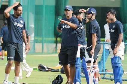 BCCI appoints Rahul Dravid as the head coach of NCA
