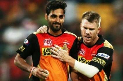 Bhuvneswar Kumar might captain SRH for the first two games