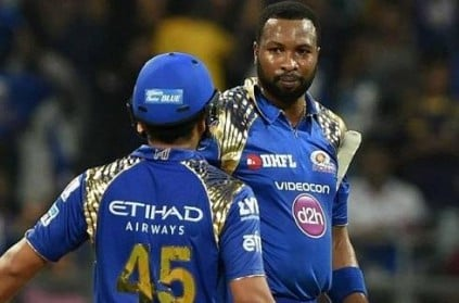 Calls at 4 am: Rohit Sharma Angry Over Kieron Pollard; Latter Responds