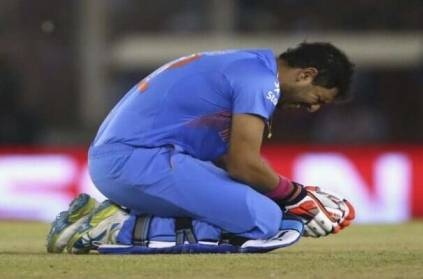 change in my selection despite passing yo-yo test: Yuvraj Singh