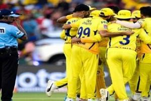 IPL 2020: CSK Players Test for COVID-19 - Test Results Out!