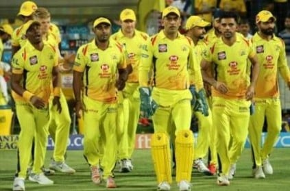Chennai Super Kings Release Their Full Schedule for IPL 2020!