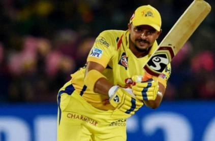 CSK an aged team? Here's what Suresh Raina says