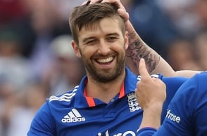 "CSK: ""Promise to give my all"", Mark Wood"