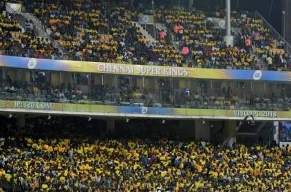 CSK shared Sachin, dhoni chants memory on madras day