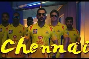 Block your Dates for CSK Now!!!