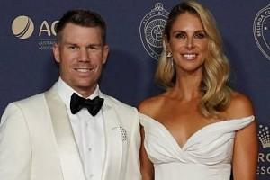 David Warner's WifeCandice Reveals Actual Reason Behind His Injury; Makes A Cheeky Joke on It