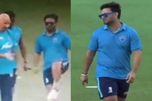 Rishabh Pant Gets Brutally Trolled After IPL Shares his Fitness Test Video