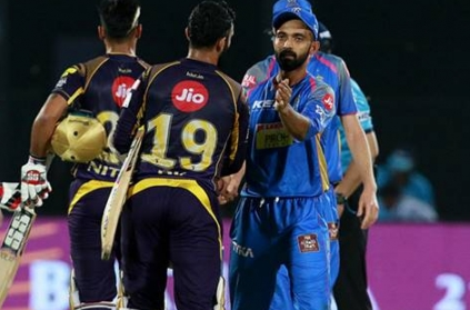 Eliminator: KKR vs RR, SRH to face this team in the second qualifier!