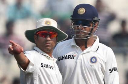Fans Fume at Sachin Tendulkar Over His Comments on Dhoni
