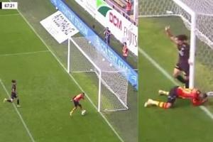WATCH VIDEO: Is This The Worst Miss in Football History! Player Fails To Score An OPEN Goal