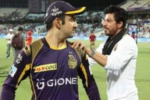 Gautam Gambhir Reveals Shah Rukh Khan's 'Words' After Replacing Sourav Ganguly As KKR Captain!