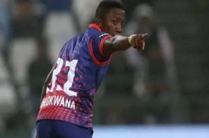 Gregory Mahlokwana picks up wicket with each hand in MSL 2019