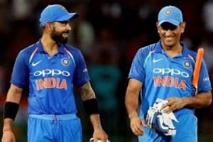 Here's how much Virat Kohli and MS Dhoni scored in class 10 & 12