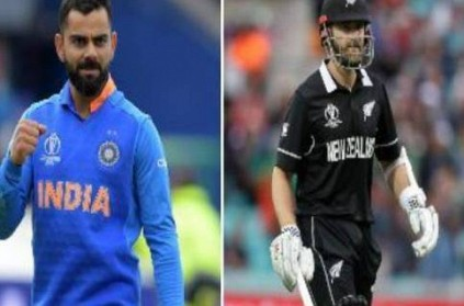 ICC Shares Video Of Virat Kohli, Kane Williamson, Who Met In 2008