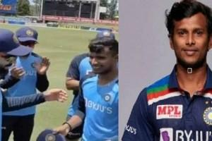 INDvAUS: Salem'sT Natarajan Makes his ODI Debut, Becomes India's 232nd ODI Player; Twitter Instantly Reacts
