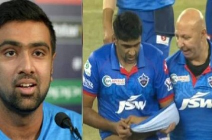 ipl 2020 ravichandran ashwin shares update on shoulder injury