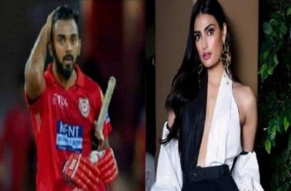 klrahul birthday wish for girlfriend athiya shetty is trending