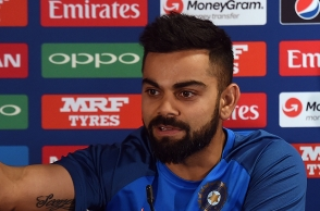 Kohli relishes opening selection headache ahead of second Test