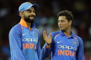 Kohli should've shared Man of the Match with Kuldeep: Kuldeep Yadav's coach