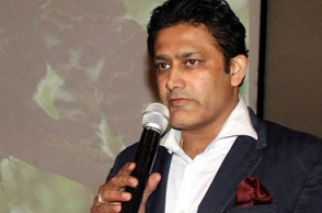 Kumble was paid Rs 48 lakh as monthly fee