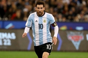 Lionel Messi hat-trick seals Argentina's place in FIFA World Cup 2018