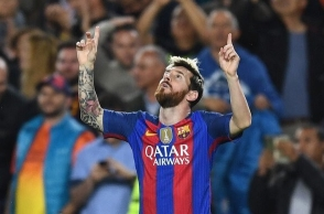 Man City preparing to sing Lionel Messi in a £275m deal: Reports