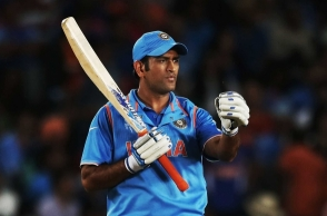 MS Dhoni to create two new world records