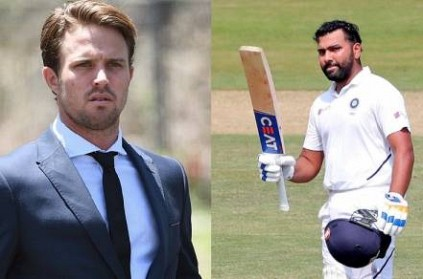 Nick Compton Controversial Comment Rohit Sharma's overseas Test Record