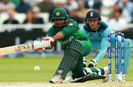 Pakistan beats England by 14 runs