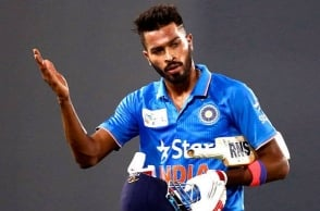 Pandya 1st Indian to score 26 runs in a single over in Tests