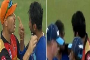 Video: Rahul Tewatia and Khaleel Ahmed Get Involved into Heated Argument; SRH Bowler Khaleel Opens Up Post Match!