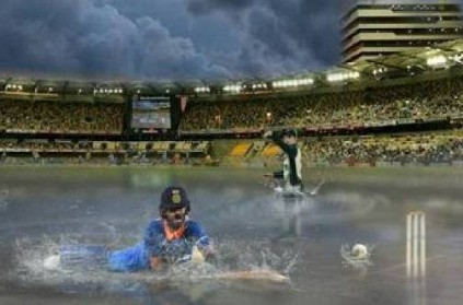 Rain halts India vs NZ World Cup match. Best memes and jokes ever!