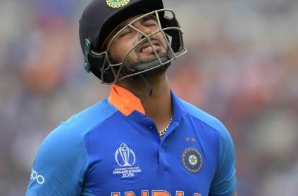 Rishabh Pant Ruled Out Of 2nd ODI Against Australia Undergo Rehab