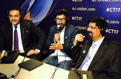 RJ Balaji hilariously trolls former Indian cricketer during commentary